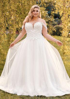 WG3979, David's Bridal