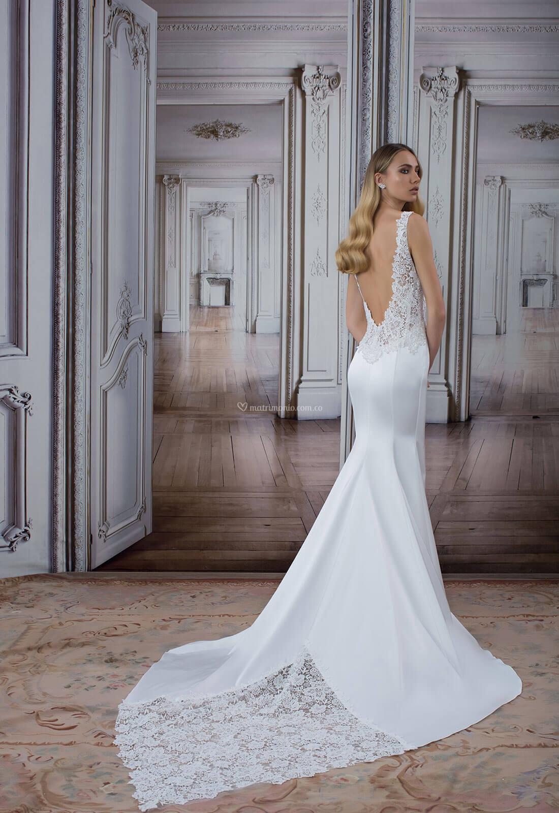 Imagenes de vestidos de novia de pnina tornai