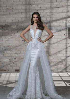 14683+DETACHABLE SKIRT, Pnina Tornai