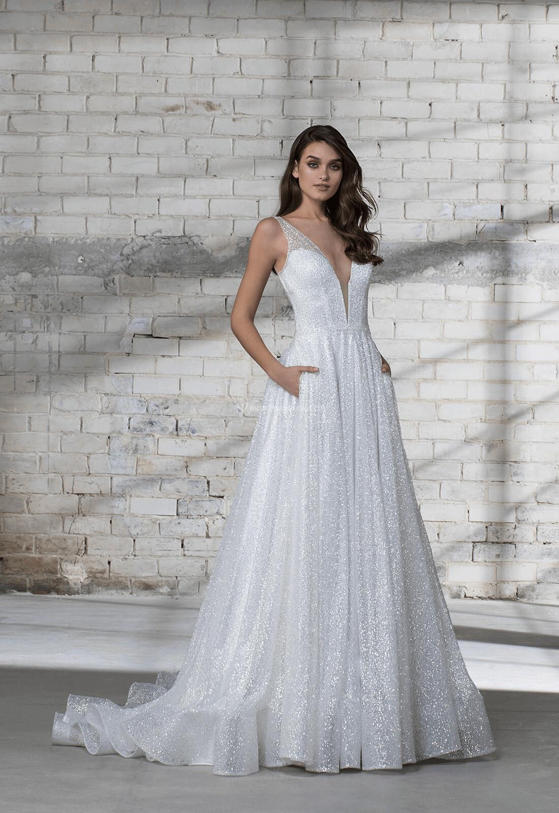 Vestidos de novia pnina tornai baratos
