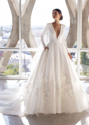 BROWN, Pronovias
