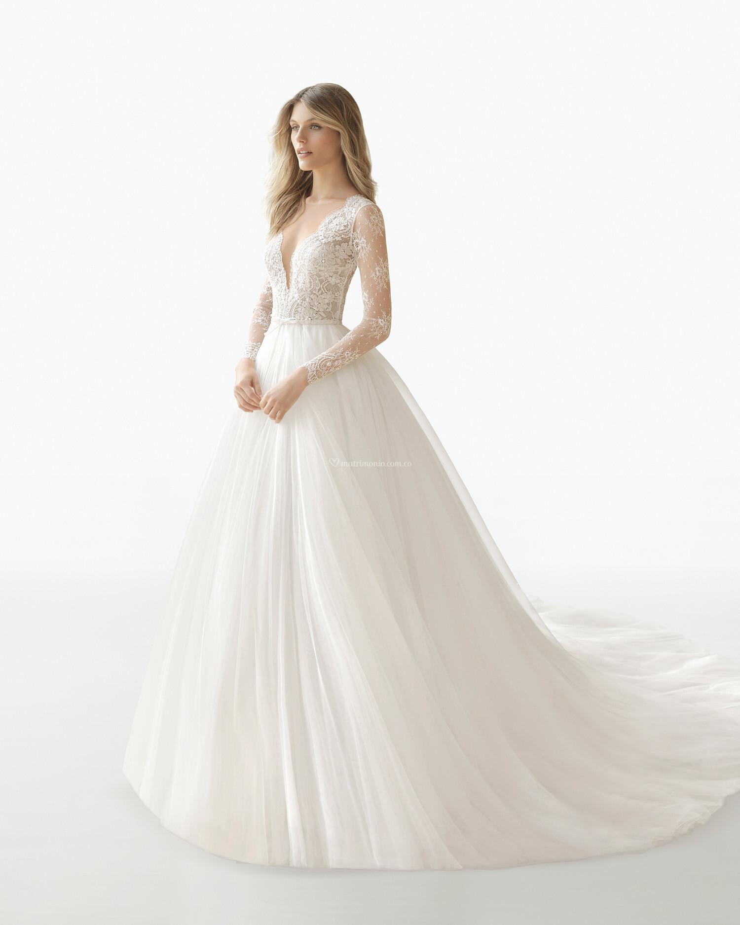 Catalogos de vestidos de novia colombia