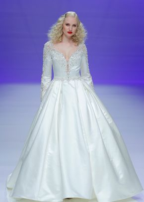 5 Magnolia with overskirt, Tony Ward