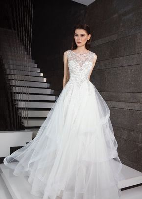 BL20101, Monique Lhuillier
