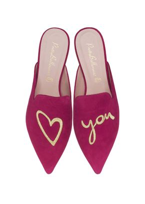 Ella fuchsia love you, Pretty Ballerinas