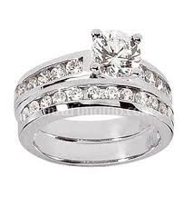 Anillos compromiso y matrimoni