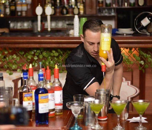 El Gran Bartender