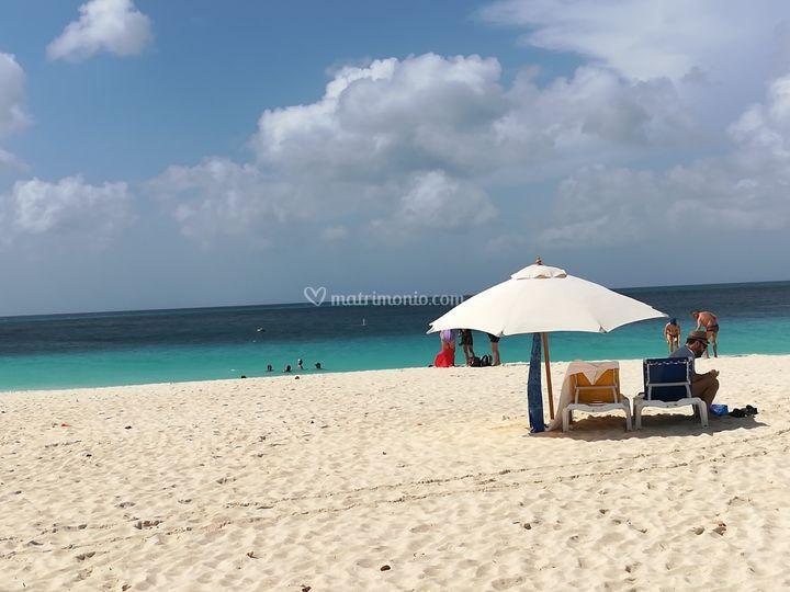 La playa más hermosa