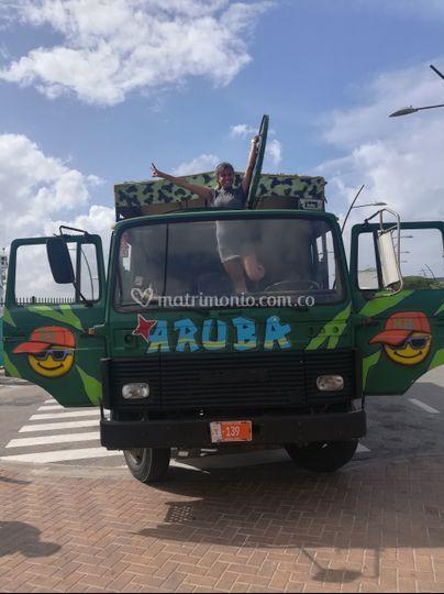 Transporte en Aruba