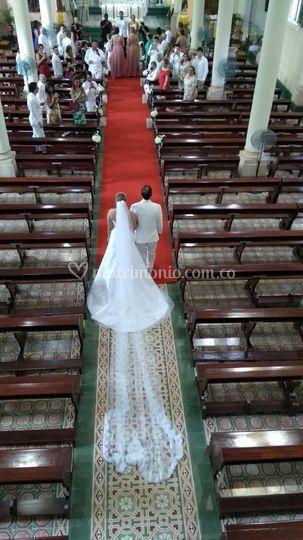 Laura wedding