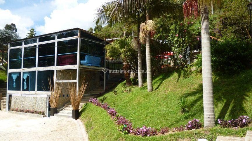 Finca Hotel Santo Tomas