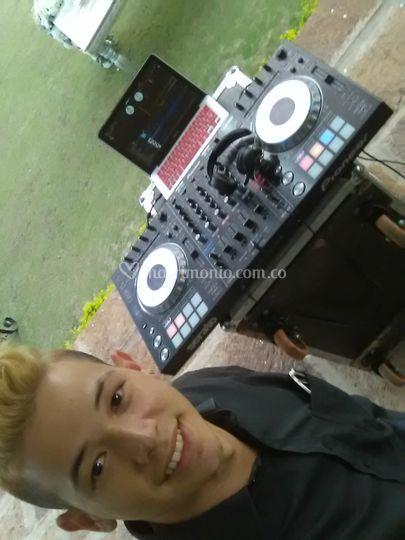 DJ Fabián Rojas