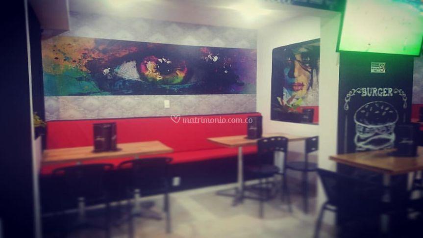 ImagineArtSR Restaurant