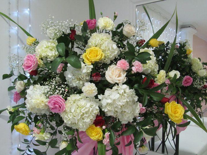Flores a su gusto
