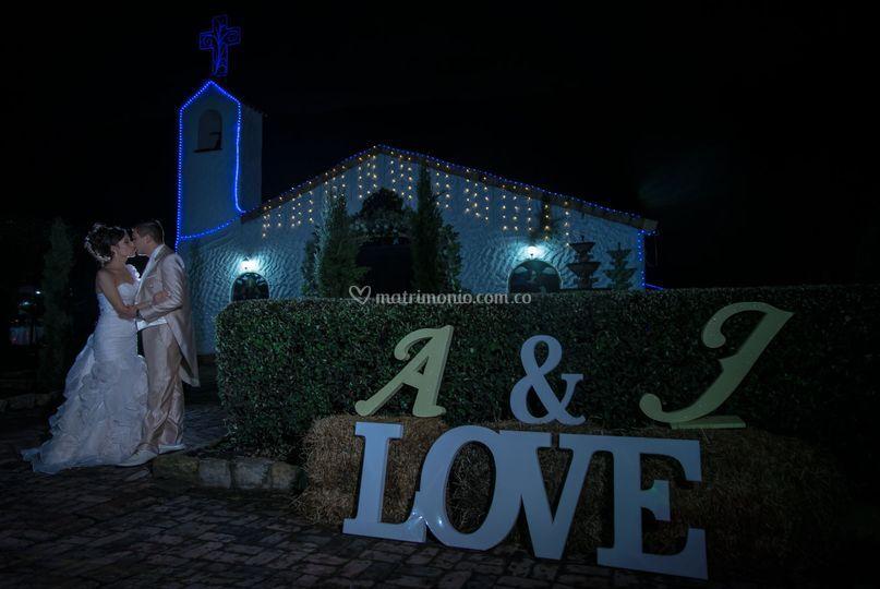 Love capilla