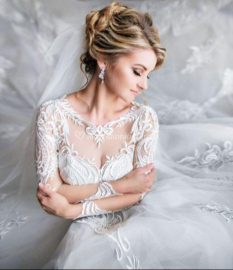 Vestidos de novia sobre medida