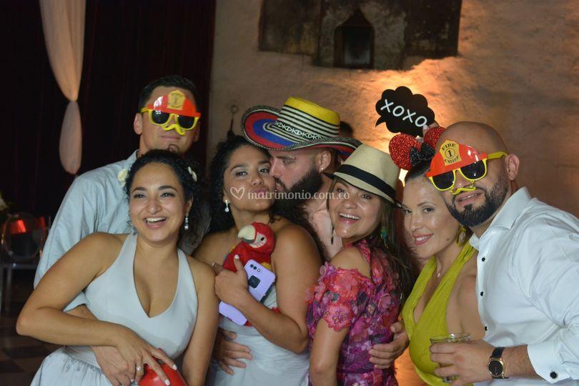 Foto Cabinas Cartagena