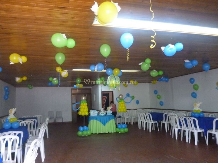 Excelente decoración