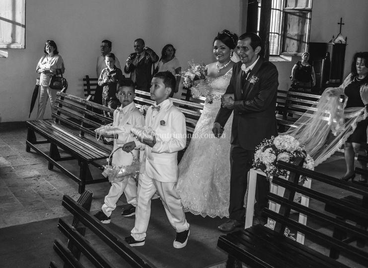 Fotografía boda agencia artevi
