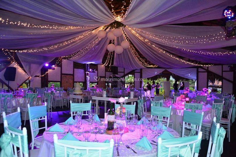 Una hermosa boda