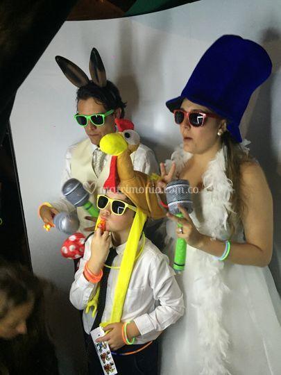Matrimonio Alele & jaime