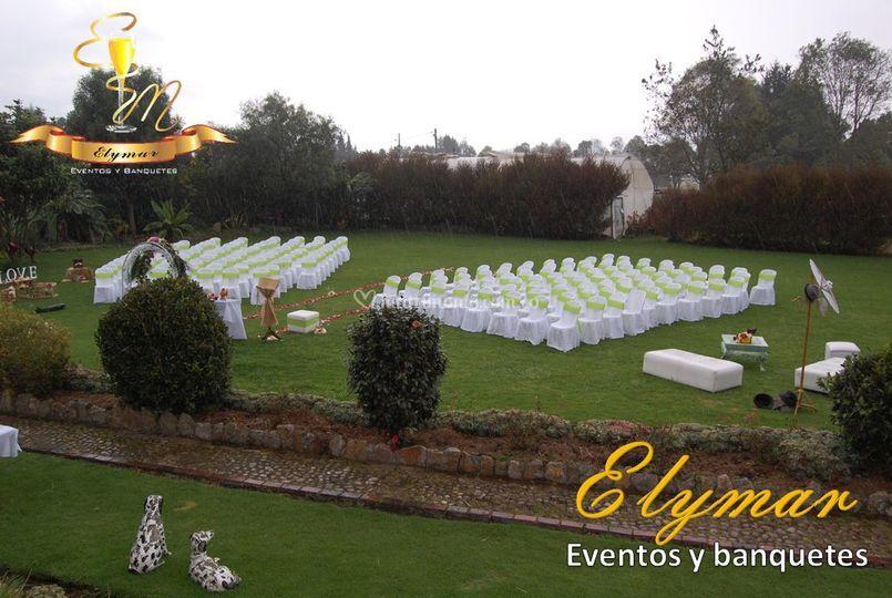 Elymar Eventos y Banquetes
