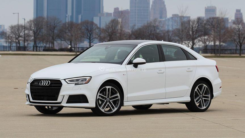 Audi a3 sedan último modelo