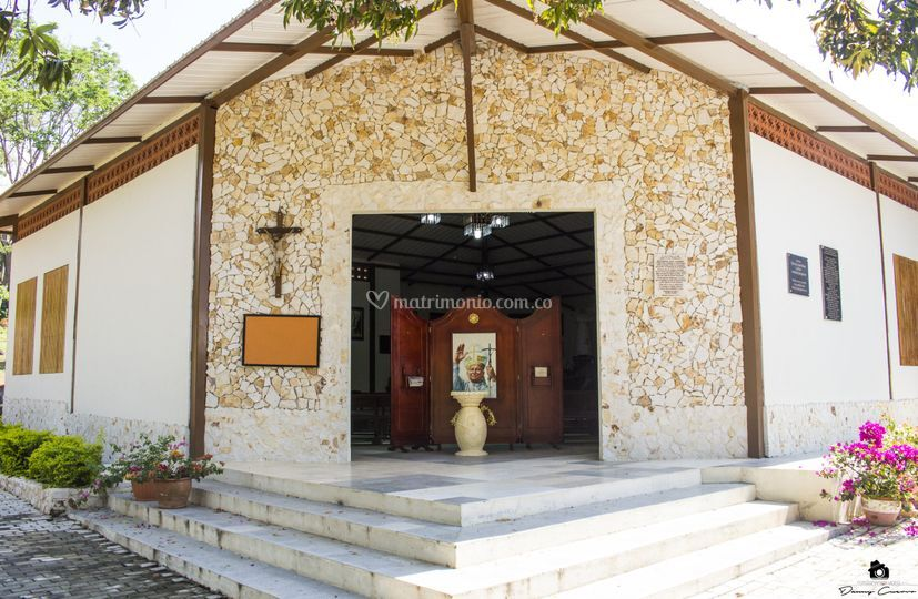 Capilla San Juan Pablo ll