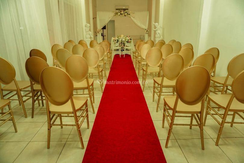 Salon para ceremonias