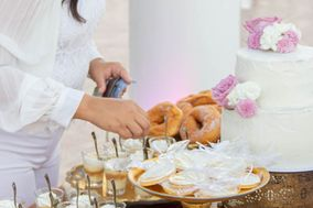 Chachy Arteaga Wedding Pastry