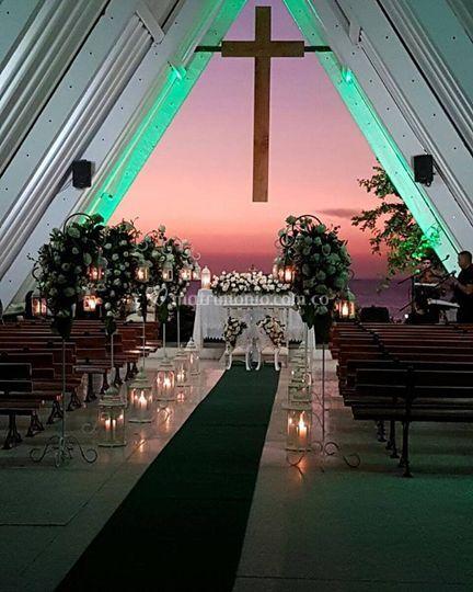 Iglesia playa