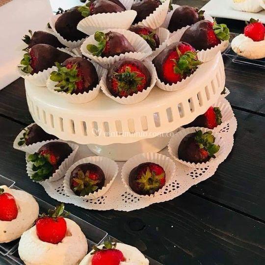 Fresas Chocolatier