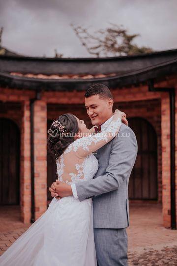 Una boda hermosa y real