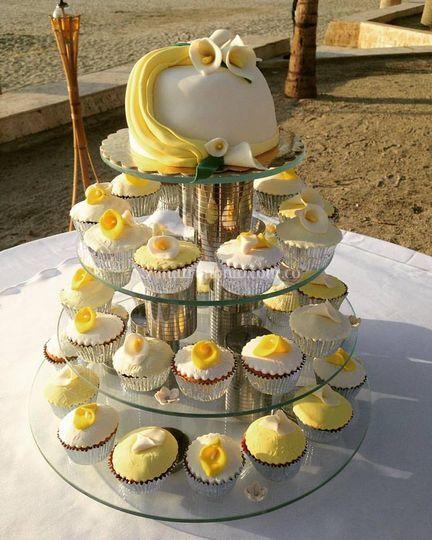 Ponqué y mini tortas