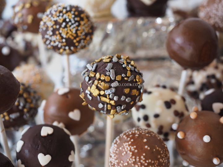 Popcakes decorados