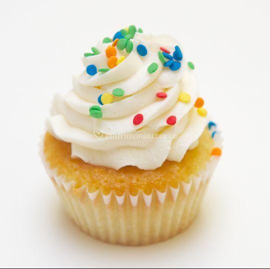 Cupcake tamaño standar