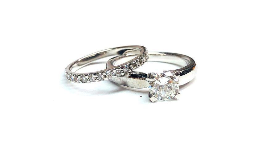 Argolla sin fin y anillo