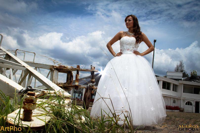 Alquiler de vestidos de novia galerias bogota