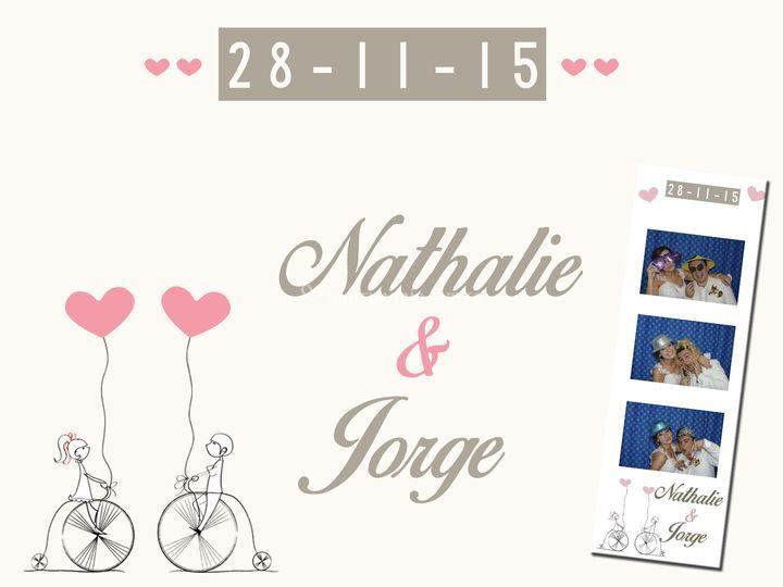 Boda Nathalie & Jorje