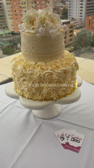 Torta Matimonio