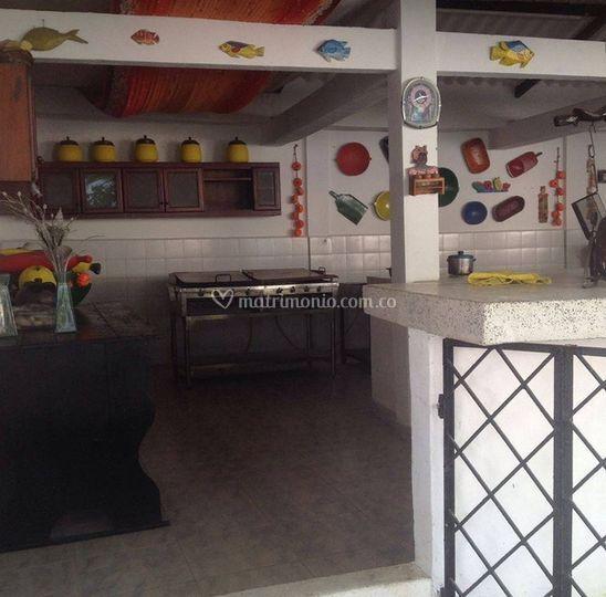 Área de la cocina