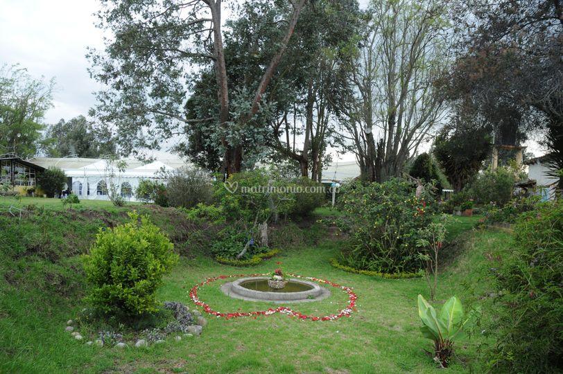 Jardín subterráneo