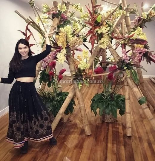 Floristas de Colombia