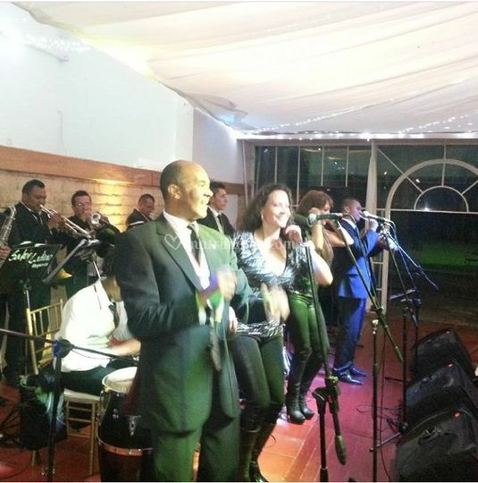 Orquesta en vivo