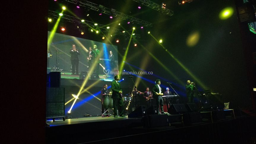 Sabor Latino Orquesta Fray Gamboa