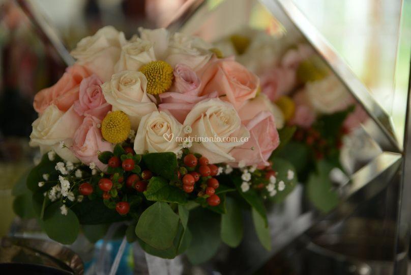 Bouquet para enamorar