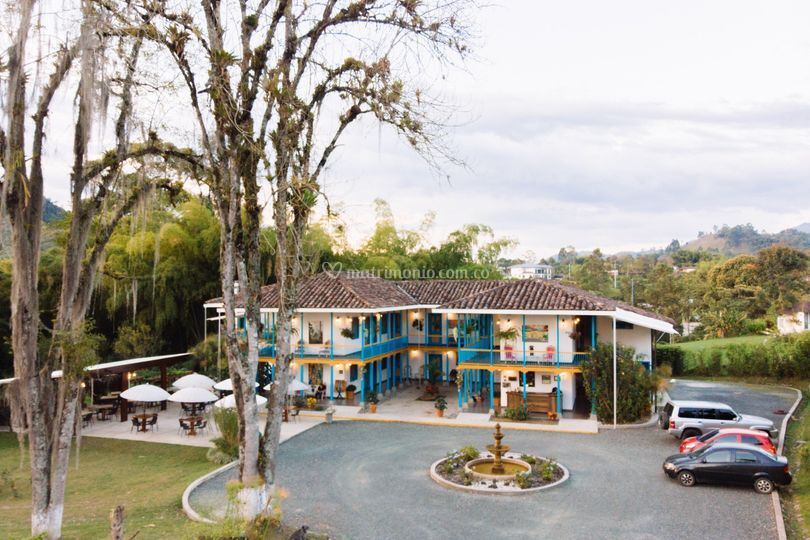 Hotel Hacienda Santa Clara
