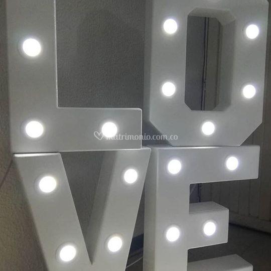Letras Luminay