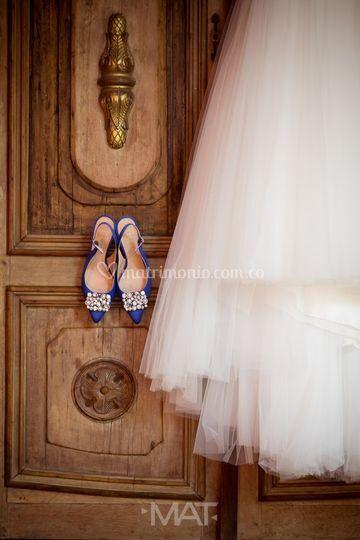 Zapatos y vestido
