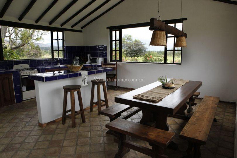Cocinas Casas Hacienda Veracru
